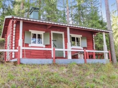 Photo for Vacation home Heinälampi in Parikkala - 5 persons, 1 bedrooms
