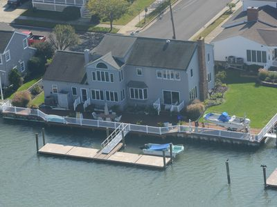 Photo for Amazing single family home with a gourgious view. Off the Intercoastal Waterway.