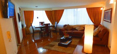 Photo for CIUDAD SALITRE. PENT HOUSE DOUPLEX, LUJO