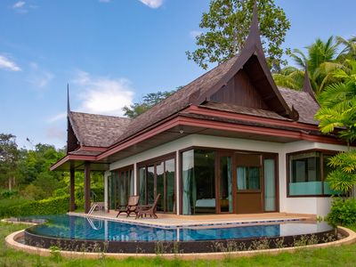 Photo for EXECUTIVE VILLA WITH OCEAN VIEW AND PRIVATE POOL