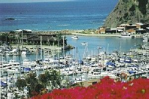 Dana Point Harbour with 2500 Yachts