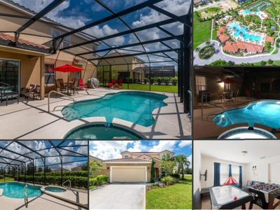 Photo for 6 Bedrooms/5.5 Bathrooms Solterra Resort in a Gated Community