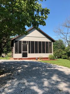 Photo for NEW Listing! Cozy Acre Cabin, 1.5 miles from Patoka Lake Park, Free Park Pass