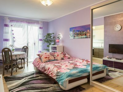 Photo for APARTMENT LUXURY OASIS - I DOWNTOWN Krakow for 3 persons