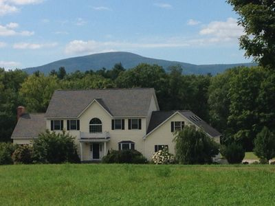 Photo for Beautiful,Berkshire, home Close to  All Summer Attractions &Skiing
