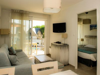 Photo for Residence Les Jardins d'Arvor **** - Vacances Bleues - 3 Rooms 4/6 People