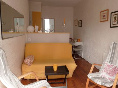 Photo for Nice apartment in the old Trouville, fisherman's side.-