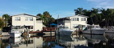 Photo for Beautiful Canal View plus a Dock, 1.5 miles from Beach, next to Port Everglades