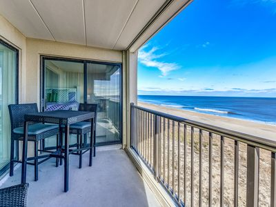 Photo for Mid town Oceanfront & Amazing views! South end unit Book your 2020 vacation now