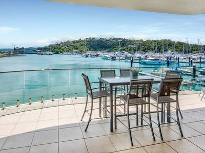 Photo for Pavillions 24 - Marina Front Apartment on Hamilton Island