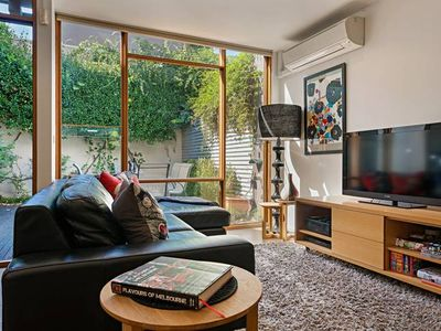 Photo for Fitzgeorge - spacious home in inner Fitzroy Melbourne perfect location