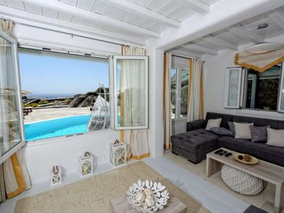 Photo for 5BR Villa Vacation Rental in Mikonos