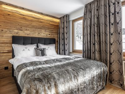 Photo for Unique Alpic style apartment in the heart of Davos