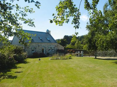 Photo for holiday home Les Hortensias, Ploudalmézeau  in Finistère - 5 persons, 3 bedrooms