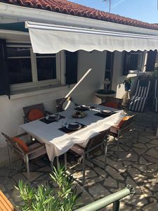 Photo for LES ISSAMBRES, 4 PEOPLE, QUIET AREA, COMFORT, 100 METERS BEACH