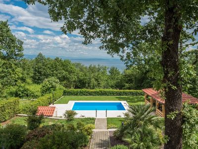 Photo for Villa Bona Ventura with Sea View near Opatija