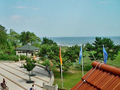 Photo for Double room with sea view - Hotel Ostseeblick