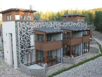 Photo for Vacation home Aatelin linna b4, karl in Sotkamo - 8 persons, 3 bedrooms
