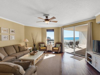 Photo for Gorgeous 3-Bedroom Condo with Stunning Views and Spacious Balcony!