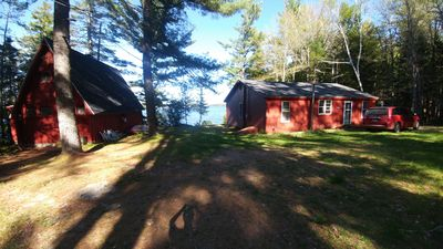 Photo for Acadia Park Region - Quiet Lakeside Cabins, Great Views!