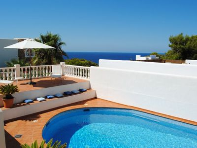 Photo for Villa Juanita in Ibiza, with 3 bedrooms, private pool, 6 sleeps