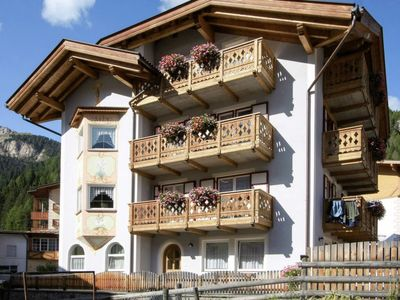 Photo for Apartment Ferienhaus (CZI203) in Canazei - 5 persons, 2 bedrooms