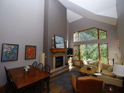 Photo for Beaver Creek Mountainside 2 Bedroom Penthouse Condo Just Steps to the Lift