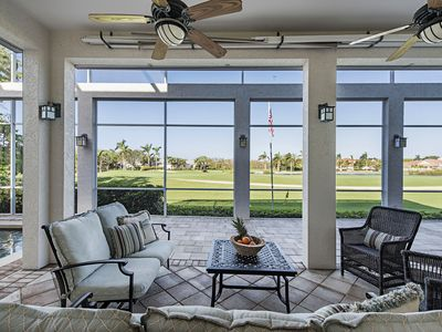 Photo for LUXURY RENTALS | WINDSTAR BEACH HOUSE--Golf Course Views