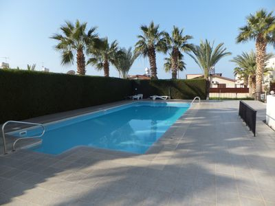 Photo for Quality 2 bed 1st floor Apt in superb location close to Tomb of The Kings + Pool