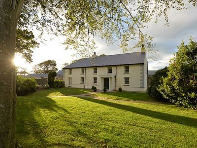 Photo for CLYNNOG HOUSE, family friendly, with open fire in Dwyran, Ref 1008779
