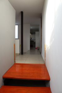 First floor direct access