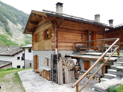 Photo for Apartment Casa Chalet (MSM120) in Madesimo - 4 persons, 2 bedrooms