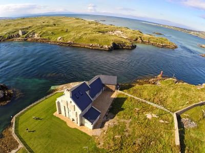 Photo for Idyllic getaway on a wild Irish island