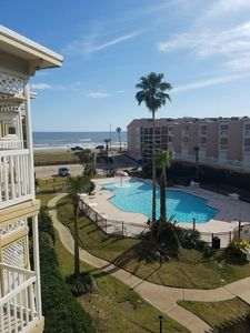 Photo for Updated Gorgeous Ocean and Pool view condo that sleep 6 with lots of amenities.