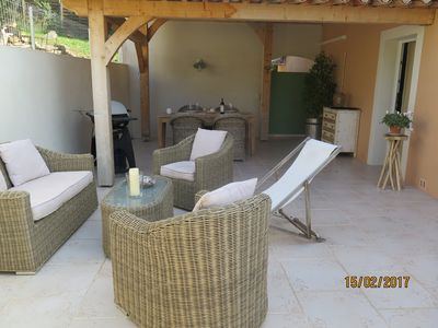 Photo for PROMO FROM 18 to 25 MAY 200 € / S, Little corner of paradise