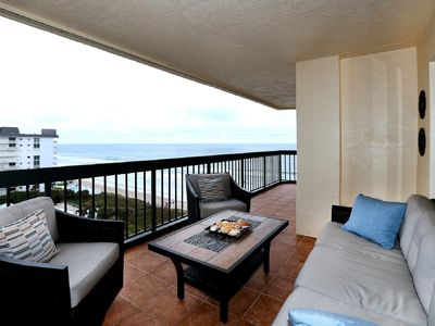 Photo for Beautiful condo with amazing views!! On the beach!! Some weeks still available.
