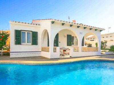Photo for Villa Emilio: Large Private Pool, Walk to Beach, WiFi, Car Not Required