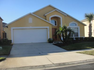 Photo for 4BR, 2BA Water View Villa w/ Game Room (4682)
