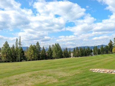 Photo for Beautiful Golf & Mountain Views 1 Bed Condo at Meadow Lake Resort