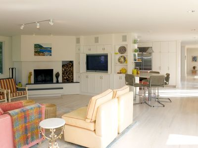 Photo for Devon Area Amagansett Modern House for Rent, August - Labor Day 2016