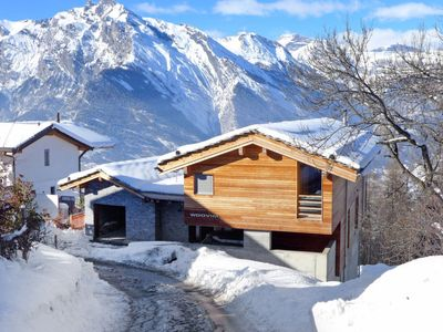 Photo for Vacation home Woovim 8  in Nendaz, Valais - 8 persons, 4 bedrooms