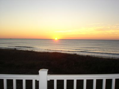 Photo for Topsail Dunes 3207 Oceanfront*Community Pool*Elevator^Easy Beach Access