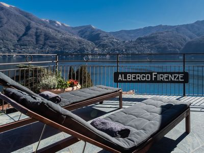 Photo for Perfect apartment with a breath-taking view and private terrace