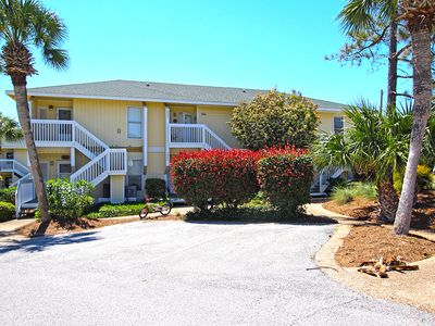 Photo for Condo #1042 has great views of our golf course and canal in Destin!
