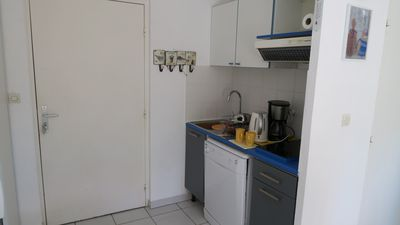 Photo for 2-room apartment, 25 m2, 3rd floor, with elevator, west facing.