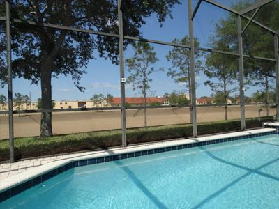 Photo for Private 4 Bedroom Disney Pool Home 7733!