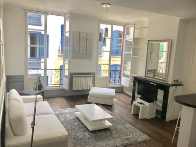 Photo for Charming T2 furnished in the very center of Bayonne