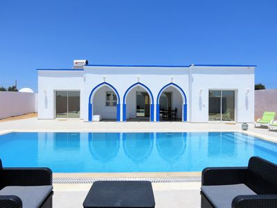 "Photo for VILLA ""DIDA"" with swimming pool 100% without opposite"