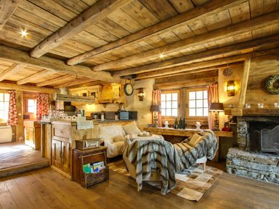 Photo for Old renovated barn in a typical Savoyard village