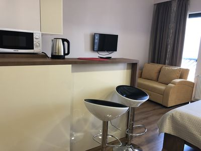 Photo for Sunny and lovely apartment in City Center